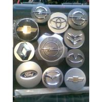 Заглушки (колпачки) для литых дисков