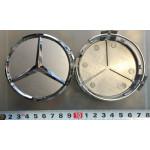 Заглушка диска Mercedes 68-75мм