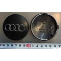 Заглушка диска Audi 56-59мм