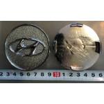 Заглушка диска Hyundai 59-63мм