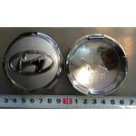 Заглушка диска Hyundai 58-65мм