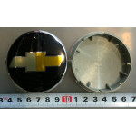 Заглушка диска Chevrolet 58-62мм