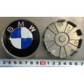 Заглушка диска BMW 65-69мм