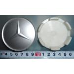 Заглушка диска Mercedes Скад 51-56мм